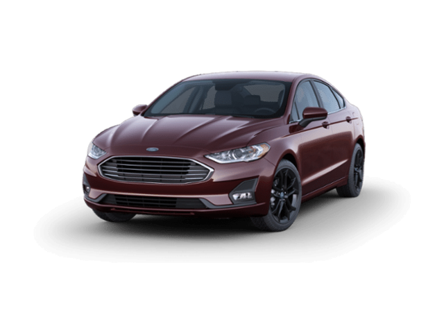 New 2019 Ford Fusion SE Sedan for sale in Seminole, OK